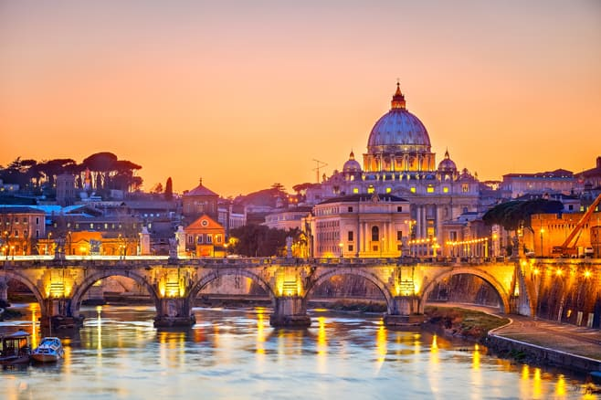 Andare nel week end a Roma