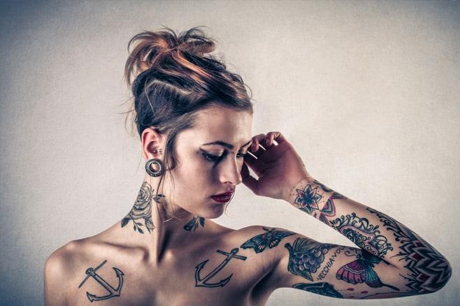 fare un tatuaggio a roma