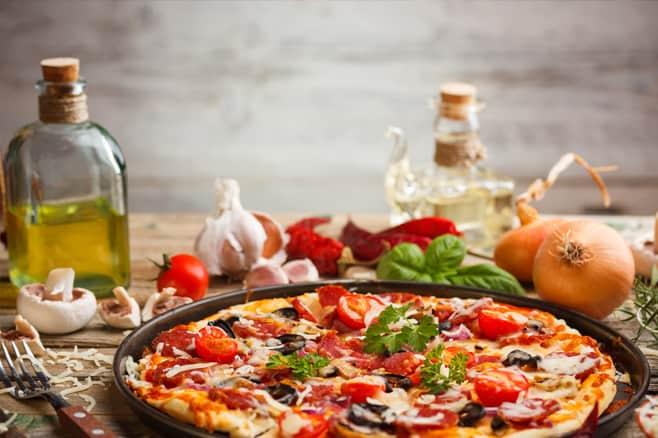 mangiare una buona pizza a bologna