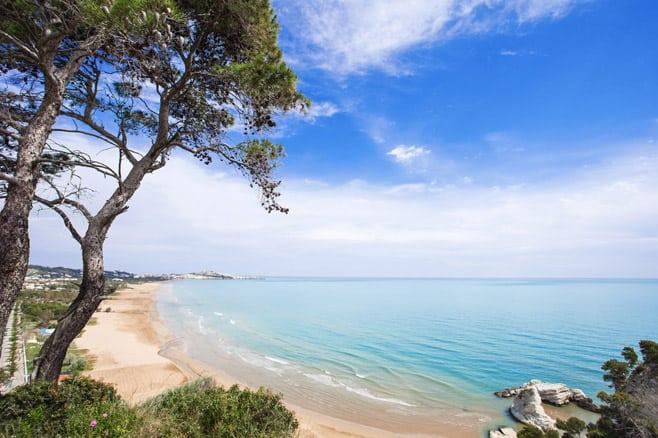 le più belle spiagge del gargano