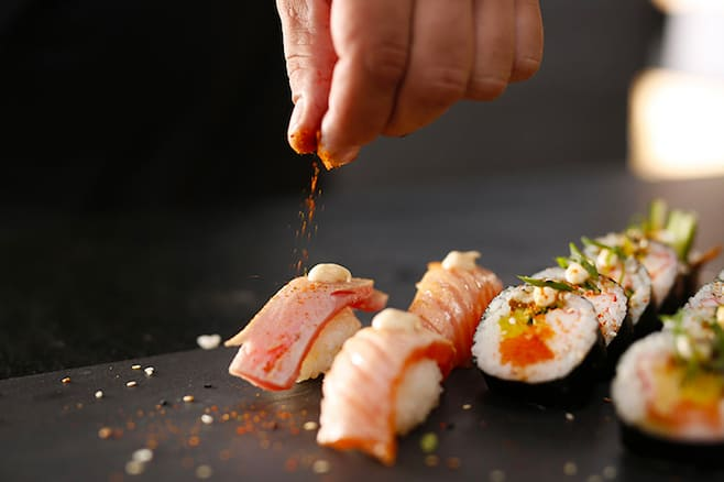 Sushi a Firenze